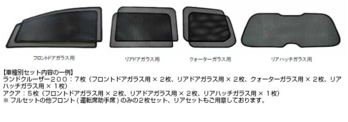 ランドクルーザープラド150【landcruiser prado150】目隠しシェード